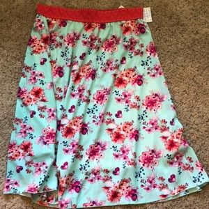 LLR Lola beautiful flower skirt XL